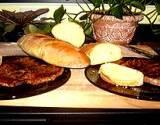 a photo of a steak dinner a natural source of Vitamin B12