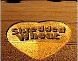photo of field of wheat with heart cut out and ingraved