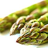 photo of asparagus tips a natural food source of vitamin K
