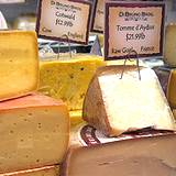 photo of a variety of cheeses a natural source of lysine