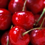 photo of fresh cherries a natural food source of vitamin P or bioflavonoids