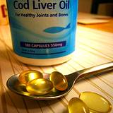 photo of cod liver oil tablets has natural benefits of Vitamin D